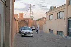 Streets of Kashan 01 (rob.brink) Tags: kashan iran city street urban car middle east persia