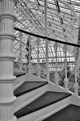 Spiral stair, Temperate House (stavioni) Tags: temperate house kew gardens stair spiral staircase