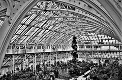 The Temperate House, Kew (stavioni) Tags: iron metal metalwork kew gardens temperate house glass glasshouse victorian grade i listed building