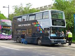 The Harrogate Bus Company 2721 (V74MOA) - 25-05-19 (peter_b2008) Tags: transdev theharrogatebuscompany volvo b7tl plaxton president 2721 v74moa york buses coaches transport buspictures
