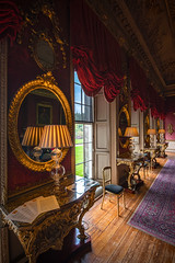 """fine art interior of Hopetoun House, I think the Red Dining Room with its sumptuous colours, light and lamps.Hopetoun House  near Queensferry, West Lothian, Scotland (grumpybaldprof) Tags: """"fineart"""" striking artistic interpretation impressionist stylistic style contrast shadow bright dark black white illuminated mood moody atmosphere atmospheric calm peaceful tranquil restful colour colours colourful interior inside building architectures indoors canon 80d """"canon80d"""" sigma 1020 1020mm f456 """"sigma1020mmf456dchsm"""" """"wideangle"""" ultrawide """"hopetounhouse"""" """"nearqueensferry"""" """"westlothian"""" scotland garden park forest """"firthofforth"""" pond castle house hopetoun """"statelyhouse"""" queensferry 16991701 """"marquessoflinlithgow"""" """"williambruce"""" 1721 """"williamadam"""" """"johnadam"""" """"robertadam"""" 1752 """"charleshope"""" """"kinggeorgeiv"""" """"abercorncastle"""" """"earlsofhopetoun"""" lamps windows light sumptuous"""
