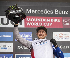 podium1 (phunkt.com™) Tags: uci fort william dh downhill down hill mountain bike world cup 2019 scotland race phunkt phunktcom wwwphunktcom keith valentine photos