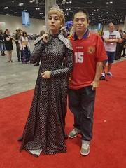 Cersi (edwinc1017) Tags: megacon orlando 2019 comiccon cosplay florida comics cersei game thrones lannister
