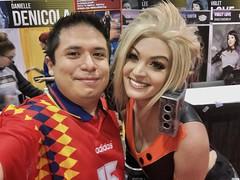 Danielle DeNicola (edwinc1017) Tags: danielle denicola hero academia anime megacon orlando 2019 comiccon cosplay florida comics
