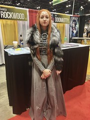 Danica Rockwood (edwinc1017) Tags: megacon orlando 2019 comiccon cosplay florida comics danica rockwood sansa game thrones stark