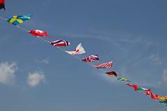 運動会日和 (eyawlk60) Tags: 運動会 国旗 sportsday flickraward
