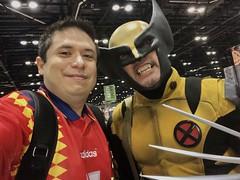 Wolverine (edwinc1017) Tags: megacon orlando 2019 comiccon cosplay florida comics wolverine x men