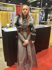Danica Rockwood (edwinc1017) Tags: danica rockwood sansa game thrones megacon orlando 2019 comiccon cosplay florida comics stark