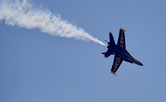 Airshow (Andrew Penney Photography) Tags: planes fighter flyby airshow mwc flight airplanes angels smoke flying sunday tinker afb military army navy airforce marines