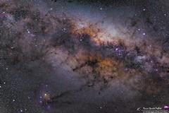 Towards the galactic core of the Milky way (AstronomíaNovaAustral) Tags: astronomy astrofotografia astronomianovaaustral astrophotography astrophoto astronomia astrofotografía astrofoto cajondelmaipo darknebula vialactea universe universetoday milkyway milkywaycore milkywatchasers sky deepskyobject deepsky nightsky longexpo imagen dust sonyphoto sonya77 sonyalpha sonylens galaxia galaxy globularcluster nebulosa nebula nebulosas reflexionnebula estrellas espacio telescope