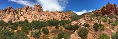 Hidden Canyon in Motaqua-Gunlock area (swissuki) Tags: geology gunlock mountains motaqua sandstone sky stgeorge navajo