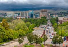 Boise Skyline (ap0013) Tags: idaho boise boiseidaho capital capitol city cityscape skyline downtown urban