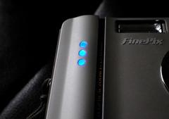 All Systems Go...... (Christian_Davis) Tags: finepix fujifilm x100f bluelights ledlights switchedon operational closeup digitalcamera camera