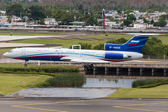 RF-85655 (Hector A Rivera Valentin) Tags: puertoricodate30may registration rf85655 airline russian federation airforceaircraft tupolev tu154m cn ln 89a798location sanjuan luismuñozmarín international puertoricodate 30 may 2019remark