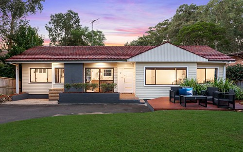 7 Stokes Av, Asquith NSW 2077