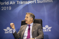 WATS - Capacity of the Future:  Air Traffic Management (IATA - International Air Transport Association) Tags: aviation airlines airtransport airtravel iata agm iataagm2019annualgeneralmeeting korea seoul internationalairtransportassociation travel nataliamroz