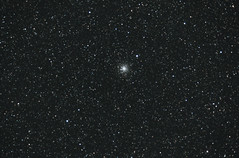 Messier 69 (sparticus_37) Tags: messier sky astrophotography starcluster globularcluster