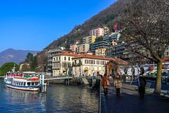Italy - Como (andrei.leontev) Tags: italia italie italy lombardia lombardie lombardy como lac lagodicomo lago lacdecôme côme lake comersee ngc