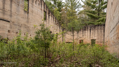 Banning State park (Lzzy Anderson) Tags: banningstatepark minnesotastatepark statepark park minnesota may spring 2019 abandoned ruins quarry quarryruins woods forest building