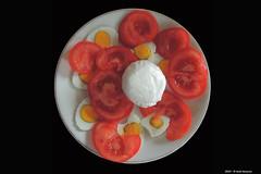 Spuntino Estivo (Paolo Bonassin) Tags: food dish pietanze cucina