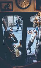 la llibertaria (bokehpandan) Tags: barcelona spain street streetphotography faces people portrait portraitphotography catalonia urban resistance workers 35mm x100 fujifilm