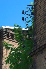 Isolatoren (Gajoma) Tags: raw reichsbahnaubesserungswerk isolatoren detail trümmer industrie holz schutt schuttberg schornstein heizhaus magdeburg halle werksstrase fenster verlassen leer historisch