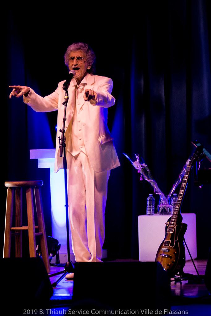 Charles Aznavour par Siraj