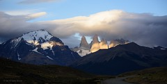 Morning Light in Patagonia (Ian.Kate.Bruce's Wildlife) Tags: torresdelpaine landscape patagonia chile southamerica ianbruce katebruce nature