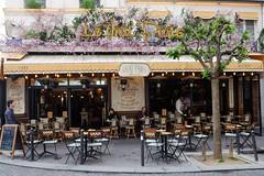 PARIS - LE VRAI PARIS (Maikel L.) Tags: europa europe france francia frankreich paris montmartre café levraiparis outdoor city urban urbannature french hauptstadt capital
