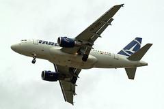YR-ASB   Airbus A318-111 [2955] (TAROM) Home~G 01/06/2015 (raybarber2) Tags: 2955 airliner cn2955 egll filed flickr planebase raybarber romaniancivil yrasb
