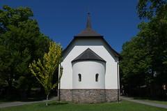 IMGP7037 (hlavaty85) Tags: praha prague klánovice kostel nanebevzetí panny marie mary church