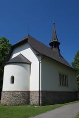 IMGP7039 (hlavaty85) Tags: praha prague klánovice kostel nanebevzetí panny marie mary church