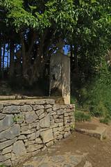 Spring water (aniko e) Tags: hungary balatonfelvidékinemzetipark balatonuplandsnationalpark kisapáti szentgyörgyhegy oroszlánfejűkút spring fountain