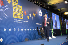 WATS - The Aviation Workforce of the Future (IATA - International Air Transport Association) Tags: aviation airlines airtransport airtravel iata agm iataagm2019annualgeneralmeeting korea seoul internationalairtransportassociation travel nataliamroz