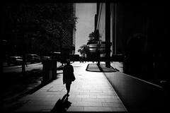 The lonely city (Albion Harrison-Naish) Tags: sydney streetphotography australia newsouthwales iphone hipstamatic lowylens jollyrainbow2xflash albionharrisonnaish iphonese blackeyssupergrainfilm