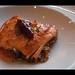 Grilled Salmon at Arpiku Restaurant