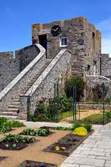 Old Prison / Castle Cornet (Images George Rex) Tags: stpeterport ci guernsey imagesgeorgerex photobygeorgerex igr channelislands stpierreport prison castlecornet townprison