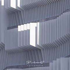 BBVA (Gallo Quirico) Tags: arquitectura bbva herzogdemeuron jaquesherzog pierredemeuron lavela abstracto abstract blanco white architecture olympus e5 zuiko 50200mm