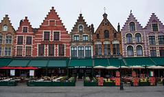 Bruges Markt (kylewagaman) Tags: markt europe building architecture city bruges brugge brügge westflanders street westvlaanderen flemish flandreoccidentale westflandern flanders vlaanderen flandre flandern belgium belgië belgique belgien