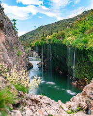 Cascade l'Eventail - Gorges de l'Herault (Nik2o) Tags: sud sonyalpha ilce7rm3 beapha sigma art gorge de herault waterfall water eau nature agua bealpha sony photo nik2o photographe cascade saintguilhemledésert hérault france amazing watching wideangle couleur vert green grass tree travel travelphoto sonyalphaunivers sonyalpha7 sky longexposure longexpo landscapes paysage french europe tourisme voyage explore adventure lovely photography parapluie éventail evantail montpellier sonya7r3 magnifique nd1000