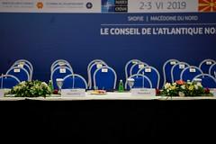 Состанок на Северноатлантскиот совет [03.06.2019] (Влада на Република Северна ) Tags: nato нато northmacedonia севернамакедонија