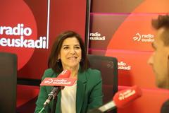 Izaskun Bilbao Barandica Radio Euskadi -0008 (EAJ-PNV) Tags: izaskunbilbaobarandica eajpnv euzkoalderdijeltzalea euzkadi partidonacionalistavasco partinationalistebasque partidémocrateeuropéen basquecountry basque basquenationalparty parlamentoeuropeo