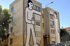Quinta do Mocho - Loures (Portugal) (jaime.silva) Tags: padure quintadomocho portugal portugalia portugalsko portugália portugalija portugali portugale portugalsk portogallo portugalska portúgal portugāle lisboa lisbon lisbonne lissabon lisszabon lisbona lisabona lisabon lissabonin lissaboni lisabonos lisabonas lizbona lizbon lizbonska loures sacavem streetart streetartist street muralpainting mural pinturamural spraypaint spray spraypainting graffiti graf arteurbana publicart artepublica urban urbanart