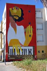 Quinta do Mocho - Loures (Portugal) (jaime.silva) Tags: zezar quintadomocho portugal portugalia portugalsko portugália portugalija portugali portugale portugalsk portogallo portugalska portúgal portugāle lisboa lisbon lisbonne lissabon lisszabon lisbona lisabona lisabon lissabonin lissaboni lisabonos lisabonas lizbona lizbon lizbonska loures sacavem streetart streetartist street muralpainting mural pinturamural spraypaint spray spraypainting graffiti graf arteurbana publicart artepublica urban urbanart