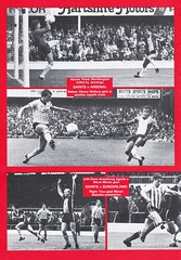 Southampton vs Manchester United - 1983 - Page 12 (The Sky Strikers) Tags: southampton manchester united football league division one the dell saints canon official programme 40p