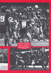 Southampton vs Manchester United - 1983 - Page 13 (The Sky Strikers) Tags: southampton manchester united football league division one the dell saints canon official programme 40p