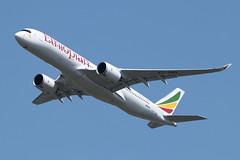 F-WZFA (brajas) Tags: lfbo tls toulouseblagnac airbus a350941 ethiopian msn310 fwzfa ethiopianairlines