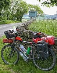 Into Derbyshire