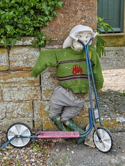 Somerset scarecrow competition