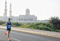 Running the Muscat Marathon
